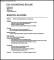 Civil Engineering Resume Template