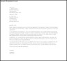 Cleaning Job Cover Letter Template