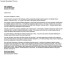 Closing Statement Business Letter