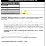 College Letter of Intent Download