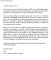 College Letter of Recommendation for Student