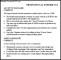 Combination Resume Marketing PDF