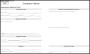 Compensation Adjustment Form Template