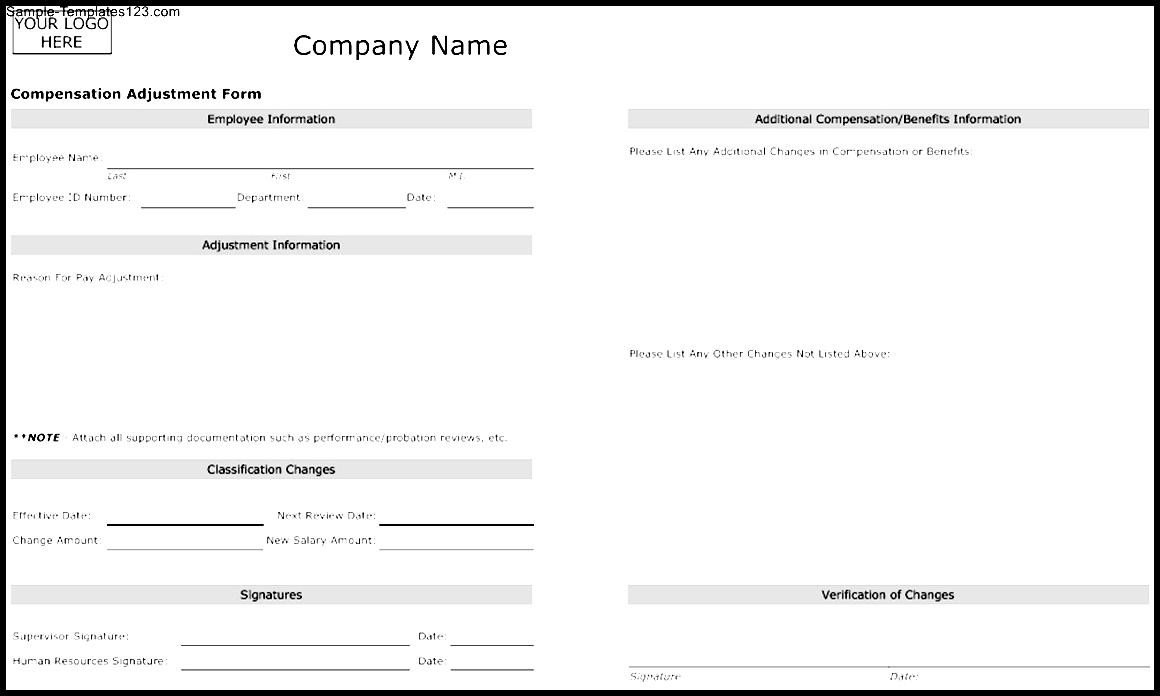 paycheck forms templates