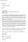 Complaint Letter Response