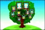 Concept of Family Tree Template For Kids