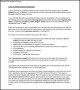 Construction Letter of Intent Free PDF Format