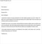 Corporate Condolence Letter Sample