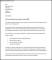 Cover Letter For CV Template Sample Word Format