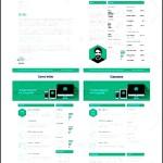 Creative Resume Template for Designer