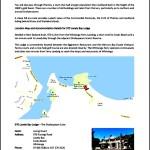 Cruise Itinerary Template PDF
