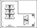 Cubicle Plan Template