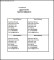 Customer Reference List Template