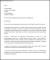 Customer Service Representative Cover Letter Word Template Free Download