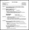 Customer Service Resume PDF