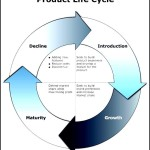 Cycle Diagram Example – Product Life Cycle Template
