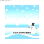 DVD  Label Template Word