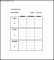 Daily Weekly Monthly Task List Template