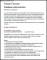 Database Administrator CV Template Download