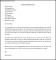 Daycare Employee Termination Letter Template Printable