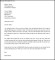 Daycare Termination Letter Template Word Doc