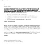 Debt Collection Letter Template