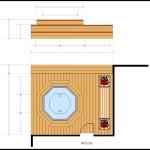 Deck Plan Template