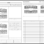 Dental Health Record Form Template
