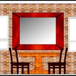 Dining Room Elevation Template