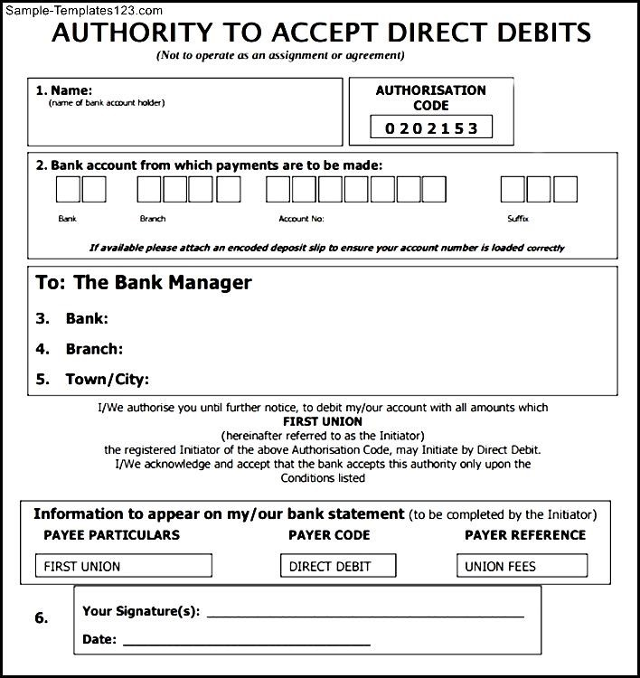 debit order form template april onthemarch co