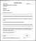 Disciplinary Warning Letter Template Free Word Doc