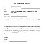 Download 30 Days Notice Letter