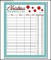 Download Christmas Shopping List Free Printable PDF