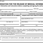 Download Example For Generic Medical Records Release Form