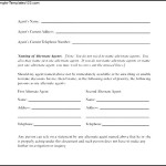 Download Health Care Power Of Attorney Form