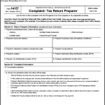 Download IRS Complaint Form