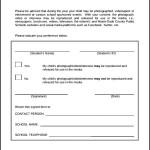 Download Media Release Form