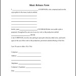 Download Music Release Form