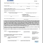 Download National Letter of Intent Form PDF Example
