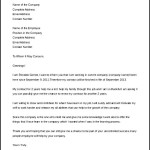 Download Sample Letter of Intent to Renew Employment Contract