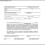 Downloadable Medical Consent Form
