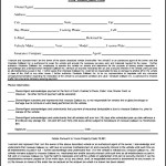 Downloadable Work Authorization Form