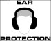 Ear Protection Sign Template