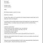 Editable Collection Agency Cease and Desist Letter Template Example