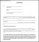 Editable Eviction Notice Letter Template Sample Word Doc