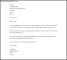 Editable Resignation Letter Example with Reason