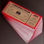 Editable Ticket Invitation