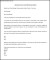 Email Cover Letter Word Format Template Free Download