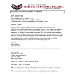 Email Resume Cover Letter PDF Template Free Download