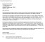 Emergency Childcare Authorization Letter